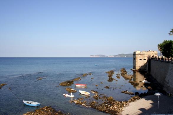 Spiaggetta della torre dei cani