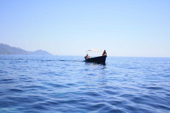 Costa tra Alghero e Bosa