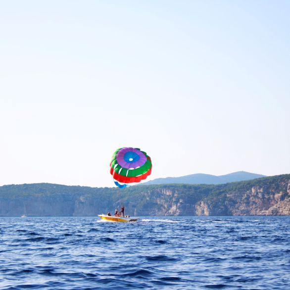 Attività sportive marine