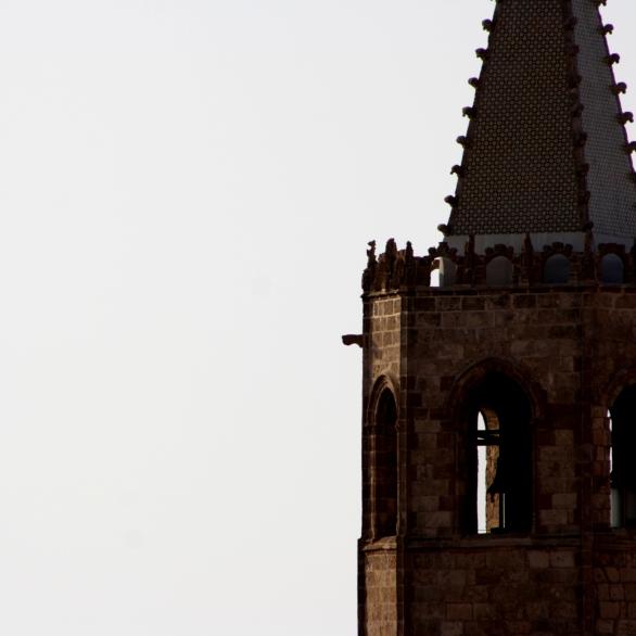 Campanile della cattedrale di Santa Maria