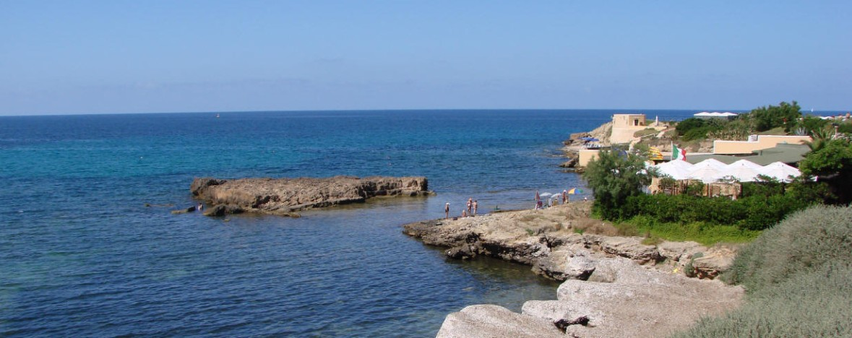 Spiaggetta del Trò